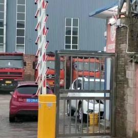 安装维修电动伸缩门自动道闸*.*/*停车场系统旗杆