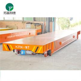 KPX电动平车 物料输送设备 过跨平车 地运输车地轨车