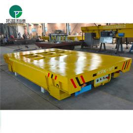 建材运输地轨车 30吨50吨定制KPX电动过跨车新利德机械专业定制