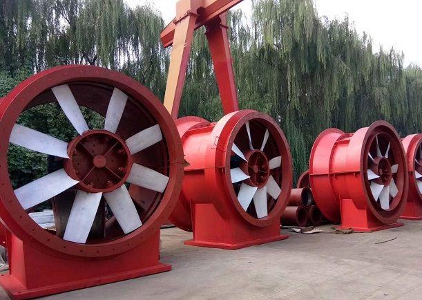 供应矿用空气幕风机/K40空气幕型号