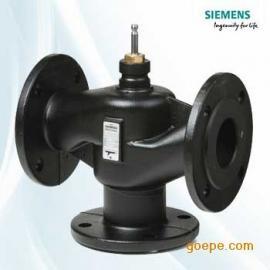 西门子电动温控阀VVF40.50-31电动调节阀