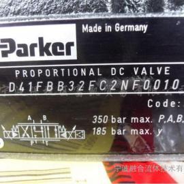 PARKER派克比例阀D41FCE01FC1NE70现货