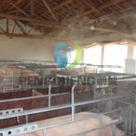 景区喷雾降温设备安装