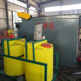 高浓度重金属废水处理设备 电解电絮凝气浮机同力环境供应