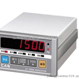 CI-1500A CI-1560A称重显示仪韩国凯士CAS