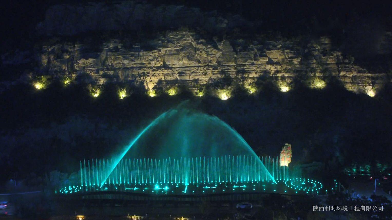 喷泉水景 音乐喷泉设计 河南喷泉公司 喷泉设计施工