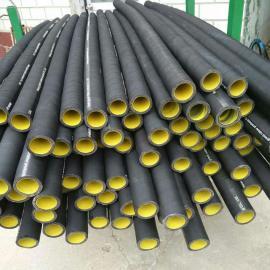 厂家生产内衬四氟橡胶管 防腐耐酸碱夹布橡胶管@内衬橡胶管