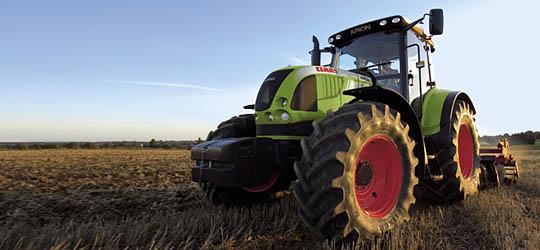 德国CLAAS拖拉机