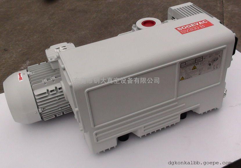 供应溅镀线用镀膜机真空泵 SV300B莱宝真空泵