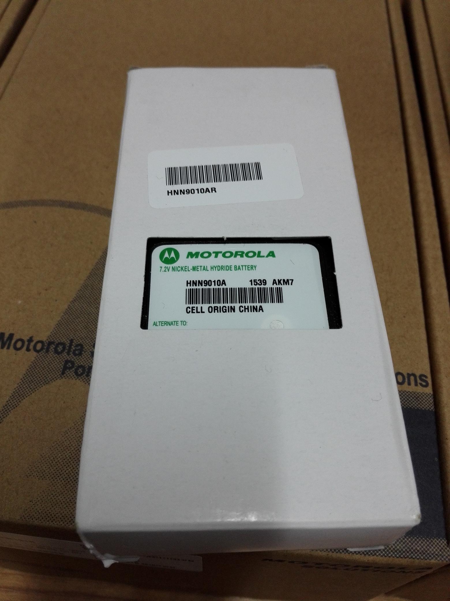 摩托罗拉GP328防爆对讲机原装电池HNN9010现货供应