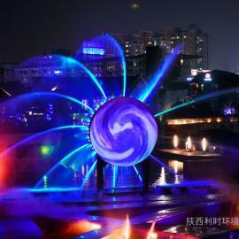 喷泉设计 创意水秀 喷泉水景 喷泉设计图 湖南喷泉公司