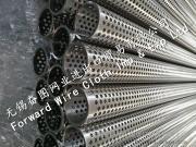 直缝冲孔管 焊管 设备过滤管 无锡供应商
