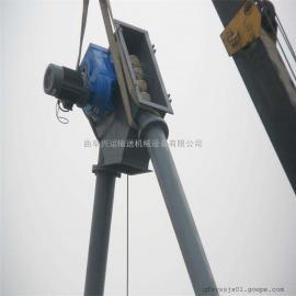 运行平稳倾斜管链输送机 原料管链输送机xy1