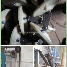 量身定做304不锈钢耐腐蚀垂直管链上料机定制