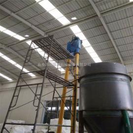 大米入库气力吸粮机 多功能水泥粉输送机