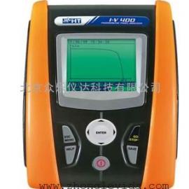 意大利HT I-V400型大阳能光伏电池I-V特性曲检测仪