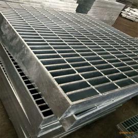 祥筑G305/50/100热镀锌水沟盖板太原 采购镀锌格栅板