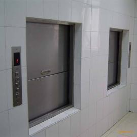 盛鑫万通落地式窗口式传菜电梯 酒店饭店餐厅专用传菜机杂货梯