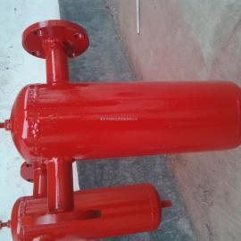 DN100乙炔气体处理汽水分离器