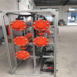 电解盐次氯酸钠发生器-电解法水消毒设备