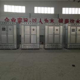 生活污水消毒设备电解法二氧化氯发生器厂家