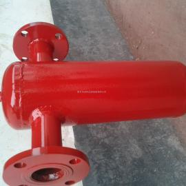 DN2500蒸汽除游离水用汽水分离器
