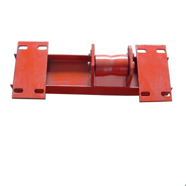 矿用绞车轮组,无极绳绞车托绳轮组 主压绳轮 副压绳轮