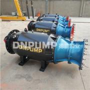 大流量600QZB斜拉式潜水轴流泵