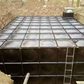 地埋箱泵一体化地埋箱泵一体化不锈钢水箱玻璃钢膨胀水处理设备