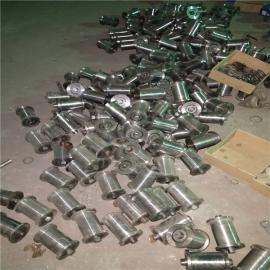 现货供应铸铁地辊轮134*140托绳轮绞车托绳轮组配件地滚铸件