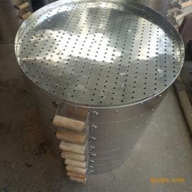 博远零售蒸包子公用铝制笼 66-70公分不沾笼 匾笼