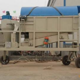 圆筒清理筛-河北厂家专业生产环保除尘粮食清理筛