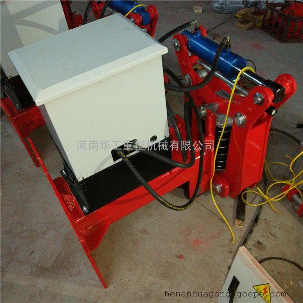 起重机配套夹轨器 TZJ-10t型防风驻刹弹簧液压夹轨器 直销山东