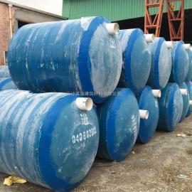 郴州玻璃钢化粪池
