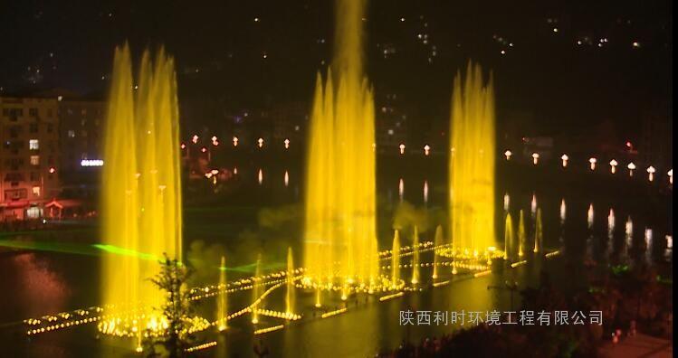 喷泉水景 喷泉设计施工 音乐喷泉设计 景观喷泉施工方案
