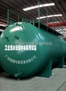 化工废水处理设备中水回用一体化圆罐型超声波电芬顿装置