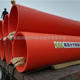 隧道聚乙烯逃生管适用性强