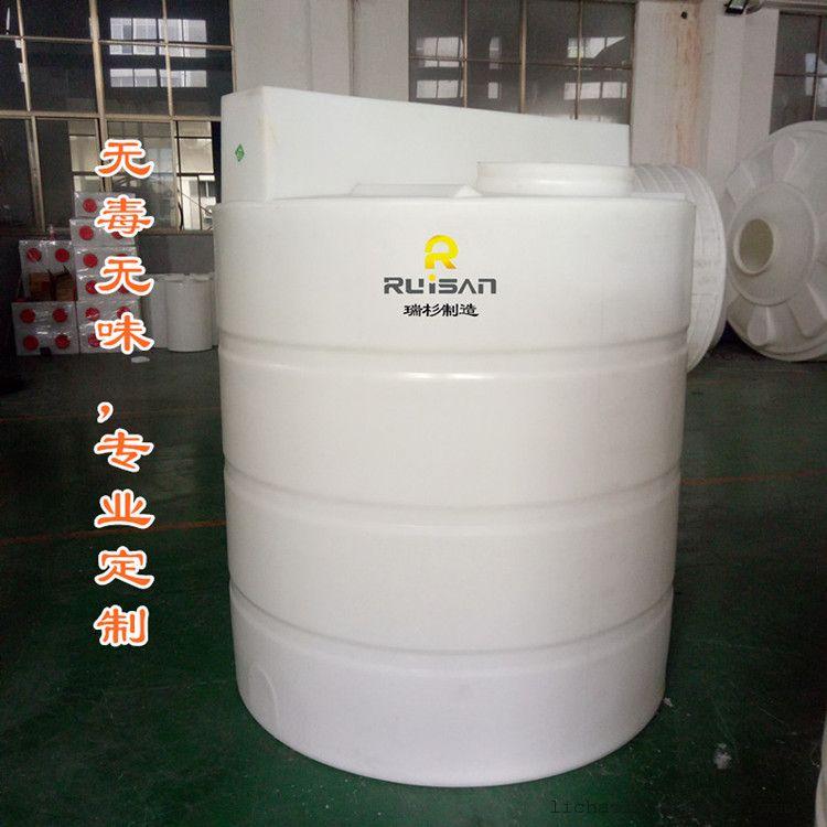 徐州 专业定制3000L加药箱 3000L加药箱生产厂家