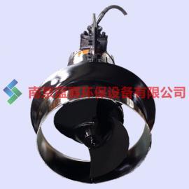 QJB型修饰拌和机 厌氧池好氧池拌和器 碳五金质 厂家直销