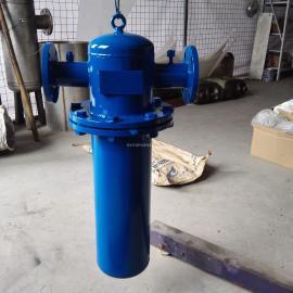 DN-80天然气防爆处理气水分离器
