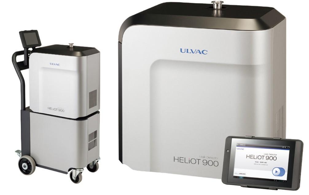 爱发科新型氦质谱检漏仪