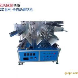 全自动刷钻机 ZUANCHI钻驰全自动烫钻刷图机