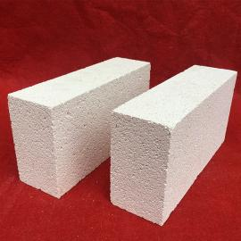 轻质莫来石砖 优质绝热保温耐火砖 莫来石聚轻砖价格 厂家直销