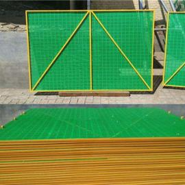 【建筑钢防护网工厂】 工地脚手架钢防护网安全性能