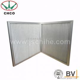 铝网过滤网过滤器全金属网过滤器初效板式空气过滤器板