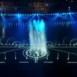 音乐喷泉公司 喷泉水景 喷泉设计 喷泉设计施工