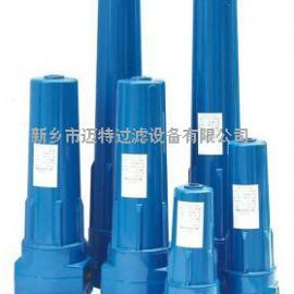 DN100压缩空气除油 除水气水分离器