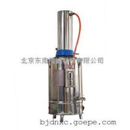 博迅YN-ZD-Z-20型自动断水型蒸馏水器 自控型不锈钢蒸馏水器