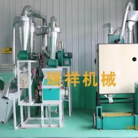 全自动小型面粉机 小麦面粉机 厂家直销售后有保证