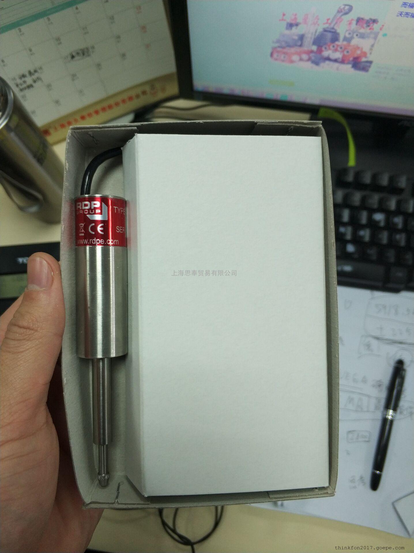 强焊科技!英国RDP传感器LDC8000C